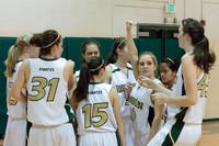 3028 Girls Varsity Basketball v NWChr 122010