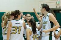3030 Girls Varsity Basketball v NWChr 122010
