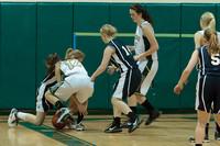 3082 Girls Varsity Basketball v NWChr 122010