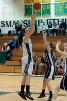 3100 Girls Varsity Basketball v NWChr 122010