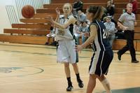 3131 Girls Varsity Basketball v NWChr 122010