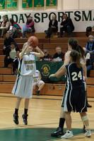 3134 Girls Varsity Basketball v NWChr 122010