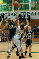 3140 Girls Varsity Basketball v NWChr 122010
