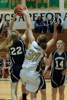 3141 Girls Varsity Basketball v NWChr 122010