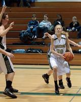 3148 Girls Varsity Basketball v NWChr 122010