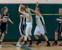 3192 Girls Varsity Basketball v NWChr 122010