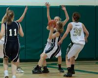 3206 Girls Varsity Basketball v NWChr 122010