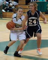 3219 Girls Varsity Basketball v NWChr 122010