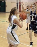 3318 Girls Varsity Basketball v NWChr 122010