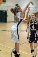3320 Girls Varsity Basketball v NWChr 122010