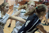 3331 Girls Varsity Basketball v NWChr 122010