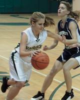 3400 Girls Varsity Basketball v NWChr 122010