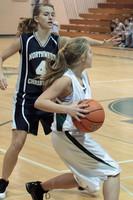 3402 Girls Varsity Basketball v NWChr 122010