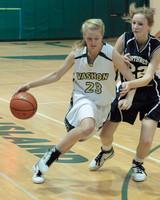 3411 Girls Varsity Basketball v NWChr 122010