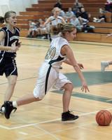 3421 Girls Varsity Basketball v NWChr 122010