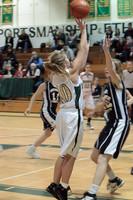 3425 Girls Varsity Basketball v NWChr 122010