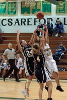 3443 Girls Varsity Basketball v NWChr 122010