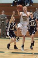 3507 Girls Varsity Basketball v NWChr 122010