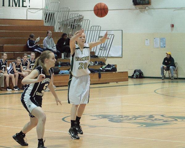 3554 Girls Varsity Basketball v NWChr 122010