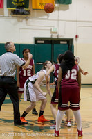 3095 Girls JV Basketball v NW-School 112812
