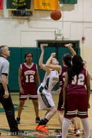 3098 Girls JV Basketball v NW-School 112812