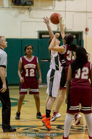 3099 Girls JV Basketball v NW-School 112812