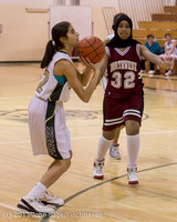 3106 Girls JV Basketball v NW-School 112812