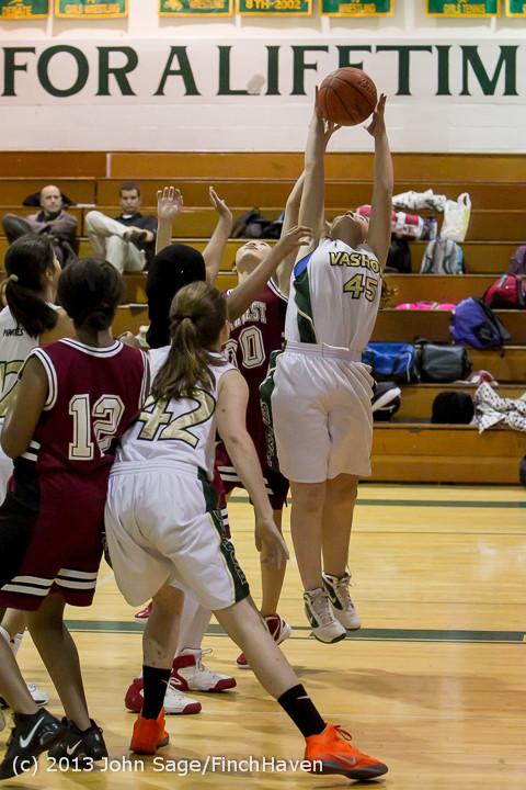3152 Girls JV Basketball v NW-School 112812