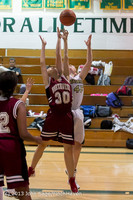 3171 Girls JV Basketball v NW-School 112812