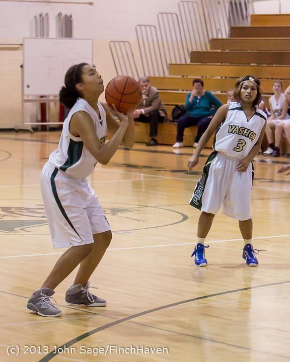 3191 Girls JV Basketball v NW-School 112812