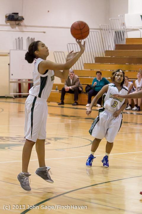 3192 Girls JV Basketball v NW-School 112812