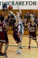 3199 Girls JV Basketball v NW-School 112812