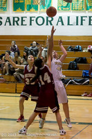 3209 Girls JV Basketball v NW-School 112812