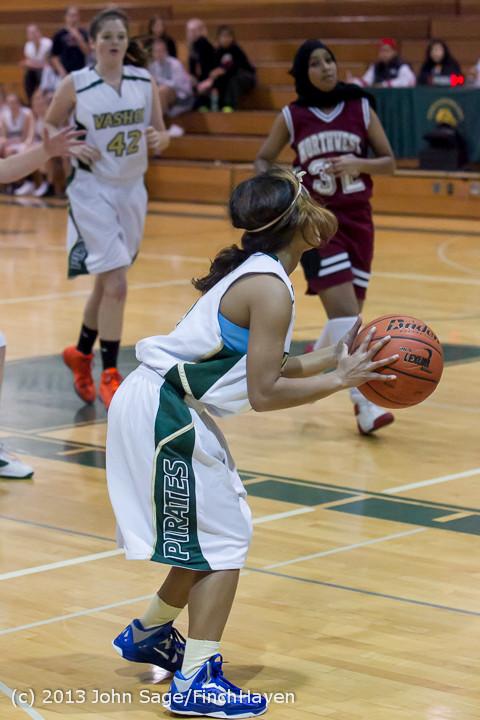 3255 Girls JV Basketball v NW-School 112812