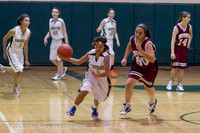 3385 Girls JV Basketball v NW-School 112812