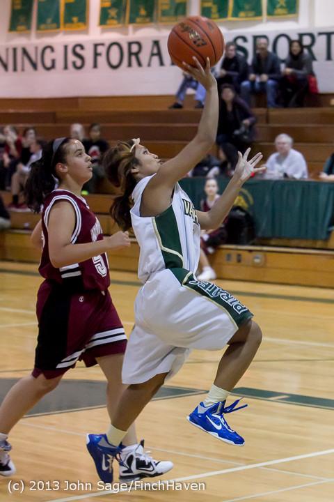 3391 Girls JV Basketball v NW-School 112812