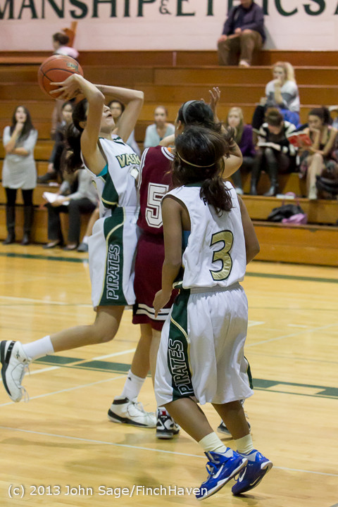 3402 Girls JV Basketball v NW-School 112812