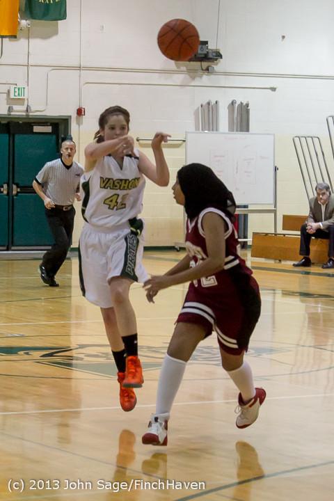 3484 Girls JV Basketball v NW-School 112812