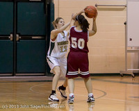 3513 Girls JV Basketball v NW-School 112812