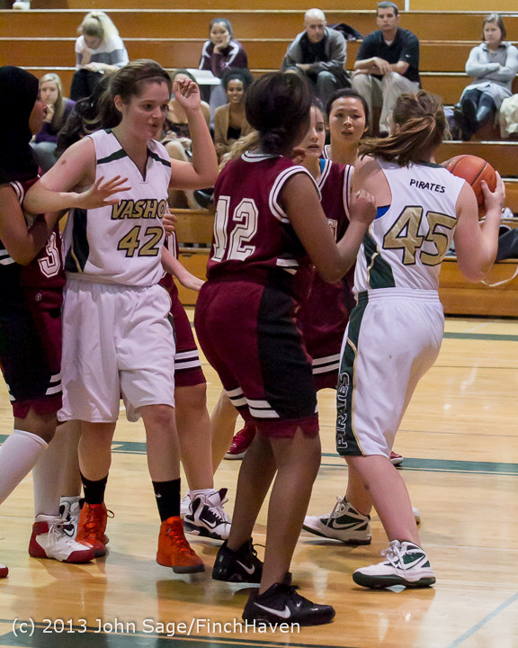 3564 Girls JV Basketball v NW-School 112812