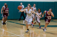 3577 Girls JV Basketball v NW-School 112812