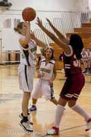3614 Girls JV Basketball v NW-School 112812