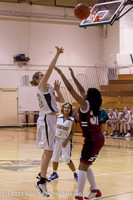 3615 Girls JV Basketball v NW-School 112812