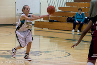 3636 Girls JV Basketball v NW-School 112812
