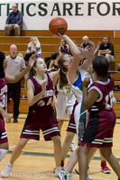 3696 Girls JV Basketball v NW-School 112812