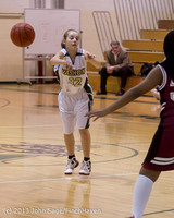 3731 Girls JV Basketball v NW-School 112812