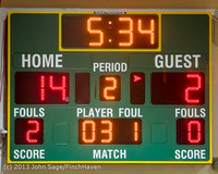 3766 Girls JV Basketball v NW-School 112812