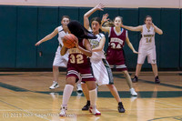 3788 Girls JV Basketball v NW-School 112812