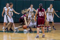 3834 Girls JV Basketball v NW-School 112812