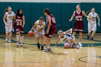 3842 Girls JV Basketball v NW-School 112812